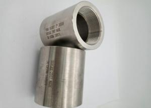 China Corrosion Resistant Forged Steel Pipe Fittings UNS N04400 Alkaline Salt Resistance on sale