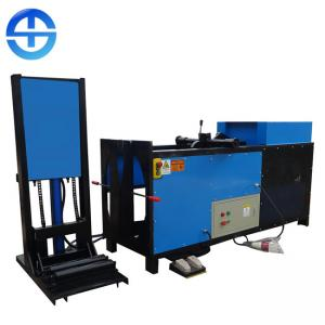 China Blue Color Copper Wire Recycling Machine 5.5 KW With High Torque Cylinder on sale