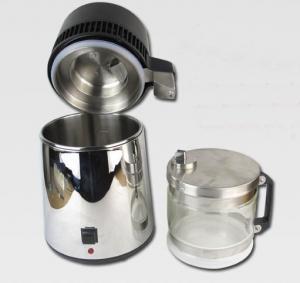 China Destilador da água do dispositivo (de aço inoxidável) on sale