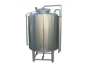 China 500 Liter Semi Automatic Cold Liquor Tank Beer Brewing Cooling Equipment on sale