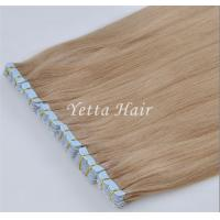 China Pure Long Lasting Pre Bonded Remy Hair Extensions , Indian Remy Human Hair Weave on sale