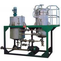 China Vertical Pressure 0.1-0.4 Mpa Leaf plate hermetic filter mixer pump capacity 1.6-3 T/H on sale