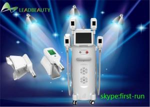 China Body sculpting portable cryolipolysis device cool machine with 4 handles cryolipolysis slimming machine on sale