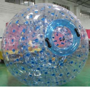 China 1.70M TPU Bubble Ball Walk Water Human Ball Inflatable Rolling Ball Outdoor Snow Games on sale