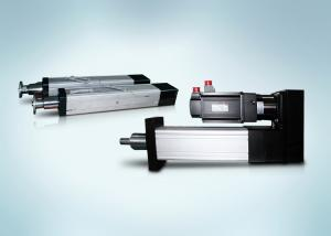 China Aluminium 50-600mm Servo Electric Cylinder With Exclusive Software High Speed on sale