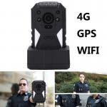 China 4G Body Camera  4G Body Worn Police Video Camera With 1440P FULL HD Resolution wholesale