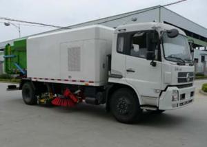 China Road Sweeper Truck, XZJ5160TXS 8tons multifunction road sweeper, street cleaner truck and sweeping truck on sale