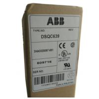 ABB Original Spare Parts 086318-001 086318-002  086318-501 DSQC639 3HAC025097-001 module