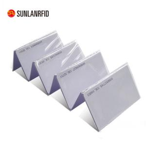 China Printable White Blank Pvc NFC Active RFID Contactless MIFARE Classic 1K Smart Card with Free Sample on sale
