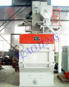 China Apron Rubber Belt Shot Blasting Equipment for  Forging Castings on sale