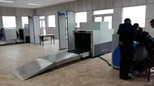 China 200kg Max Load X Ray Baggage Scanner , Airport Security X Ray Machine on sale