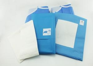 China Table Drape Sterile Surgical Packs Childbirth Pregnant Delivery Disposable on sale