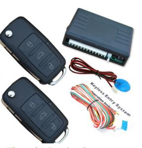 China Flip Key Remote Engine Start Stop System Trunk Open Feature Siren Output on sale