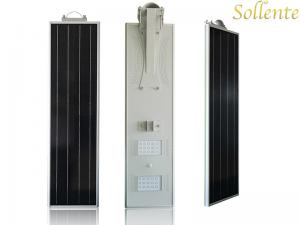 China Enegy Saving Bridgelux Chip All In One Solar LED Street Light 30W Solar Street Lamp on sale