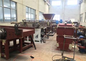 China Waste Plastic Auxiliary Machine Non Woven Fabric Nylon Jute Fiber Cutting on sale