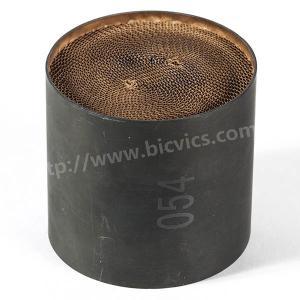 China Garden Machine Exhaust System Honeycomb Metal Catalytic Converter on sale