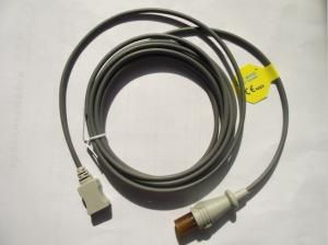 China Siemens Medical Temperature Probe Interconnect Cable 8ft on sale