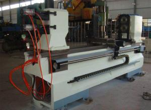 China Durable CNC Wood Lathe Machine HR-1530 Iron Material With Auto Feeding on sale
