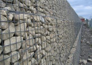 Stone Basket 100 x 60 x 20 cm GABION Gabions mesh wire 10 x 10 cm