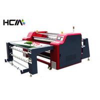 China Industrial T Shirt Heat Press Transfer Screen Printing Machine 420mm Roller Diameter on sale