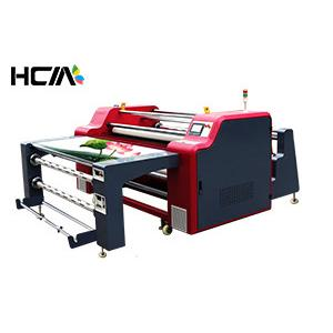 China Diamètre industriel de rouleau de la machine d'impression d'écran de transfert de presse de la chaleur de T-shirt 420mm on sale