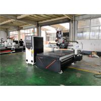 China Long Time Use CNC Wood Cutting Machine No Distortion For Die Industry on sale