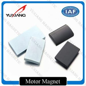 China Strong Curved N38EH Rare Earth Magnets , Neodymium Super Magnets Phosphating Coating on sale