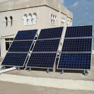 China 4KW residential on grid high output solar panel system on sale