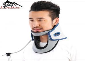 China Medical Neck Support Brace / Cervical Collar Sleeping Adjustable Size on sale