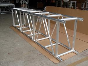 China 520mm X 760 Aluminum Spigot Truss Customized Stage Truss System For Festival Activity on sale