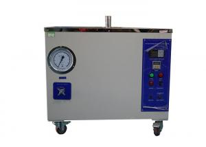 China IEC60811 - 1 - 2  IEC Test Equipment / Oxygen Bomb Aging Tester For Wire And Cable on sale