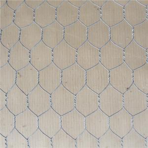 China Шестиугольное гальванизированное плетение провода on sale