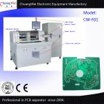 Floor Style CNC PCB Router PCB Separator PCB Depaneling Routing Machine