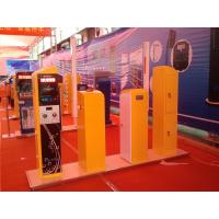 China Background Light System RFID Reader Auto Parking Garage Ticket Machine on sale
