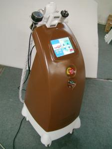 China 3 In 1 Cavitation + Vacuum Roller ( LPG ) + Bipolar RF Belly Fat Removal Machine on sale