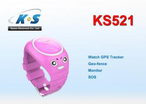 China Long Standby Waterproof Watch GPS Tracker Animal / Kids Tracking Device on sale