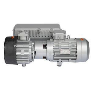 China Oil Lubricated Oil Sealed Single Stage Rotary Vane Vacuum Pumps on sale