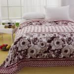 2018 Warm Soft Quilt Blanket Bedspread For Double Bed Machine Washable