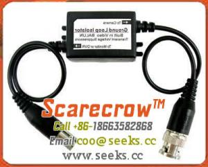 China Scarecrow™ GB001 Ground Loop Isolator Improve Video Quality on sale