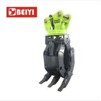 1-30t Excavator Hydraulic Multi-Function Grab Bucket For Scrap/Stone/Wood/Timber/Log Grapple Made In China