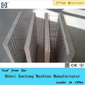 Eps Steel Wire 3d Wall Panel Machine Eps Double Panel