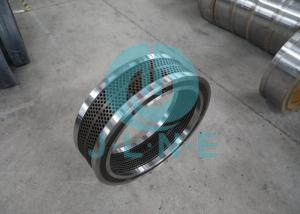 China Stainless Steel Pellet Machine Parts / Ring Die Wood Pellet Machine Parts on sale