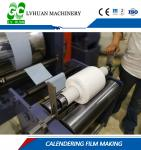 High efficency Water Treatment PTFE Production Line Machine Stable Movement Single Screw extrudering