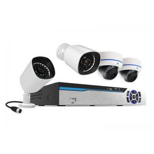 China 4CH Power Line Communication Security PLC Network Wireless Cameras NVR Kit System on sale