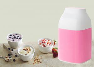 China IH Ring Heat Technology Manual Yogurt Maker To Make Fresh And Healthy Yogurt on sale
