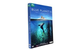 China Blue Planet II DVD Movie The TV Show Documentary Series DVD Wholesale (US/UK Edition) on sale