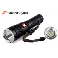 China 5 Modes CREE LED Torch XM-L T6 Outdoor LED Flashlight for Camp, Hike, Backpack on sale