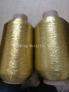 China MX type metallic yarn on sale