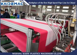 China PP melt blown nonwoven fabric making machine on sale