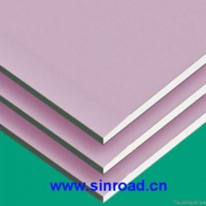 China Fireproof Gypsum Board / Paper Face Gypsum Board on sale